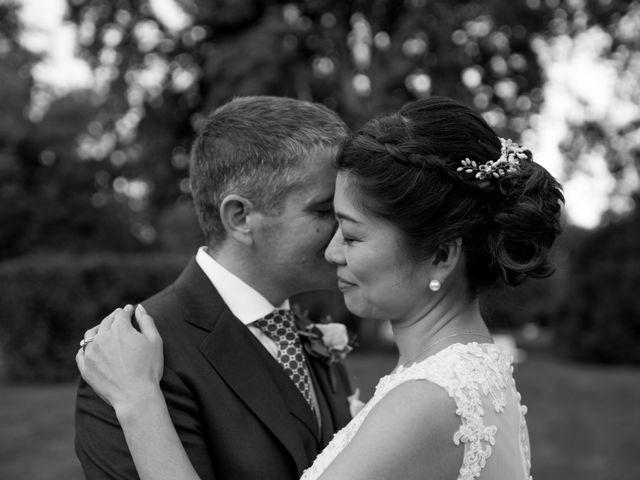Le mariage de Rodolphe et Akiko à Rigny, Haute-Saône 46