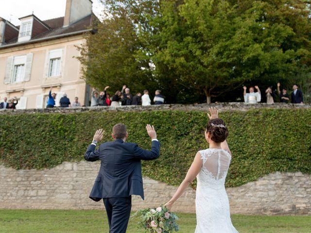 Le mariage de Rodolphe et Akiko à Rigny, Haute-Saône 48