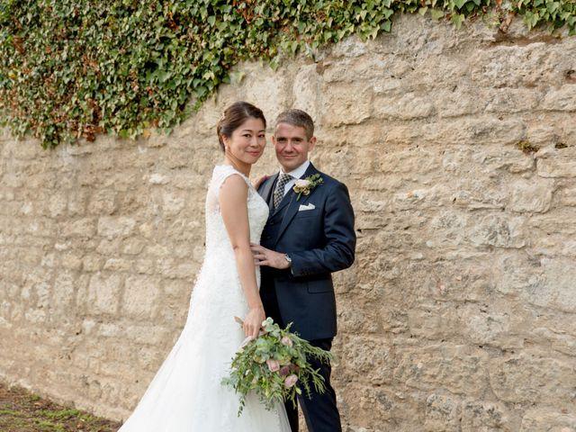Le mariage de Akiko et Rodolphe