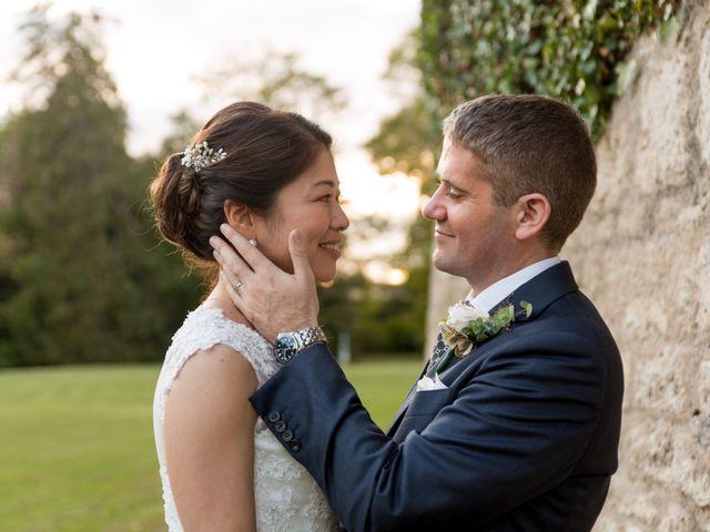 Le mariage de Rodolphe et Akiko à Rigny, Haute-Saône 49