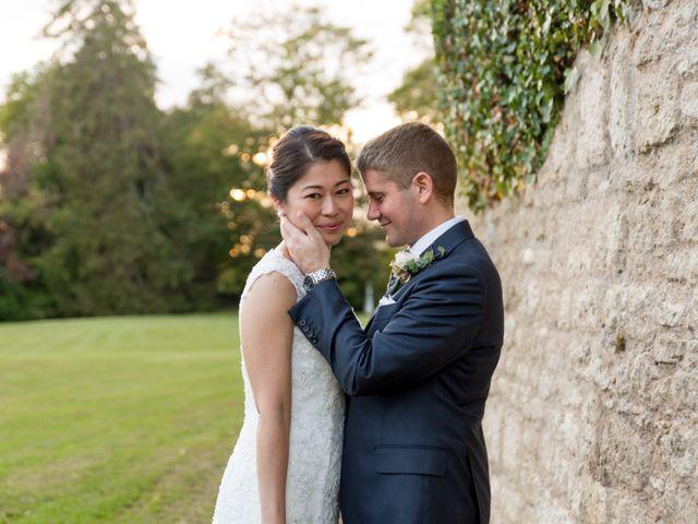 Le mariage de Rodolphe et Akiko à Rigny, Haute-Saône 50