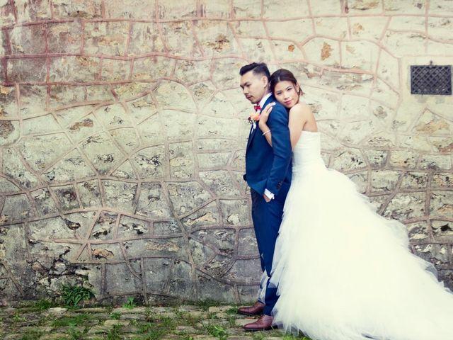 Le mariage de Manyee et Ban