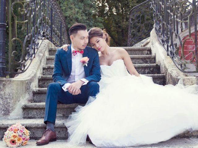 Le mariage de Ban et Manyee à Lognes, Seine-et-Marne 14