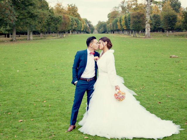 Le mariage de Ban et Manyee à Lognes, Seine-et-Marne 15