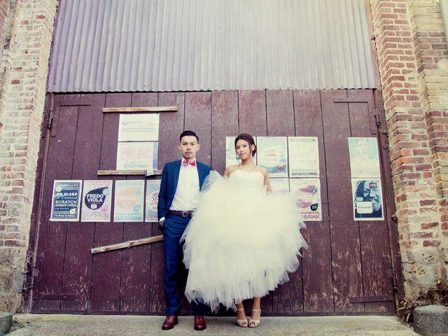 Le mariage de Ban et Manyee à Lognes, Seine-et-Marne 17