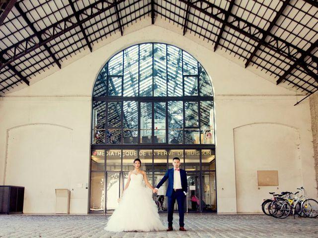 Le mariage de Ban et Manyee à Lognes, Seine-et-Marne 19