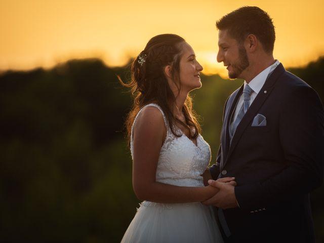 Le mariage de Morgane et Arnaud