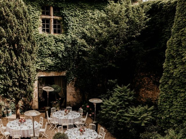Le mariage de Mathieu et Virginie à Senouillac, Tarn 11