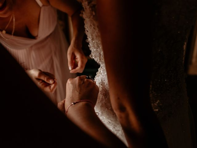 Le mariage de Mathieu et Virginie à Senouillac, Tarn 13