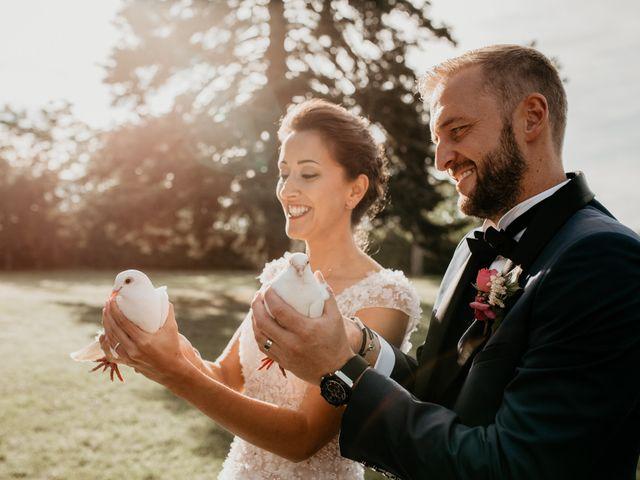 Le mariage de Mathieu et Virginie à Senouillac, Tarn 20