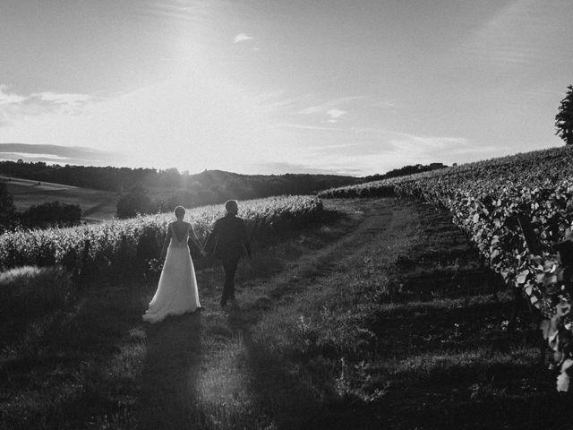 Le mariage de Mathieu et Virginie à Senouillac, Tarn 29