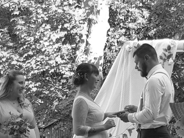 Le mariage de Julien et Pauline  à Échemines, Aube 14