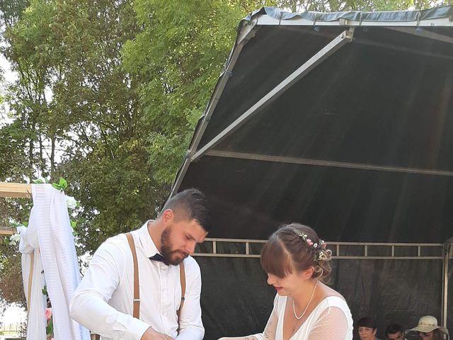 Le mariage de Julien et Pauline  à Échemines, Aube 25
