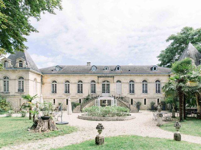 Le mariage de Aurélien et Emilie à Podensac, Gironde 1