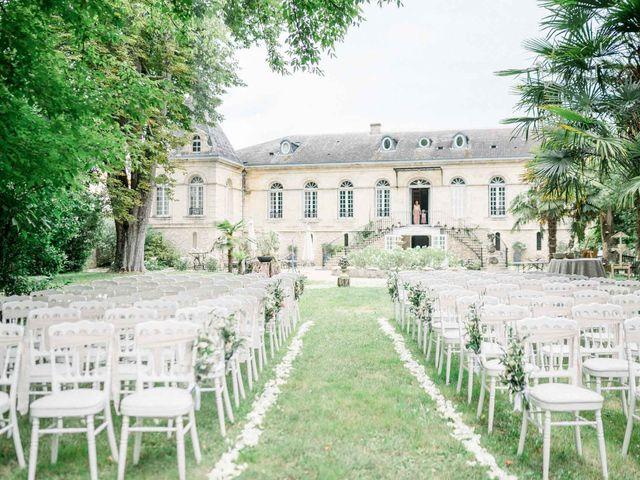 Le mariage de Aurélien et Emilie à Podensac, Gironde 13