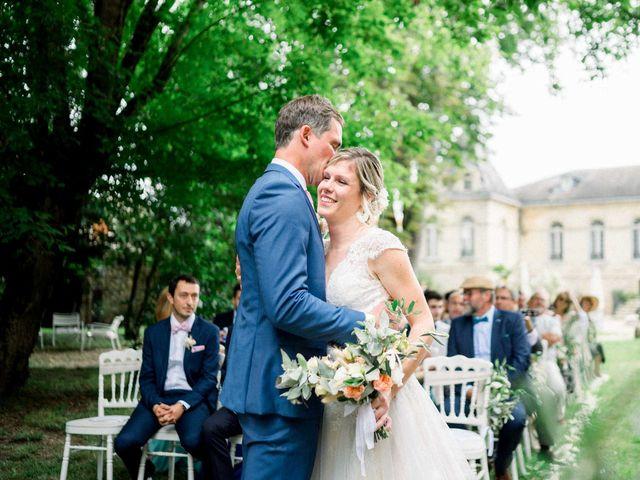 Le mariage de Aurélien et Emilie à Podensac, Gironde 18