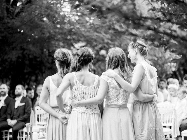 Le mariage de Aurélien et Emilie à Podensac, Gironde 22