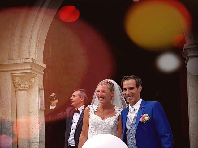 Le mariage de Amélie et Christophe
