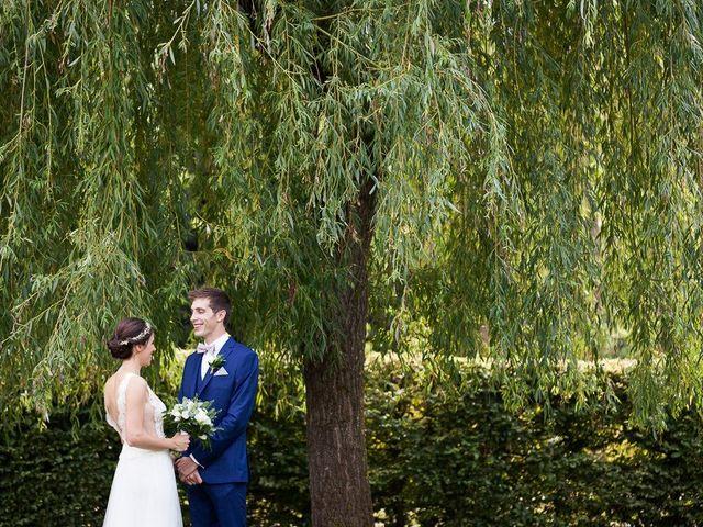 Le mariage de Maxime et Lorraine à Écouis, Eure 12