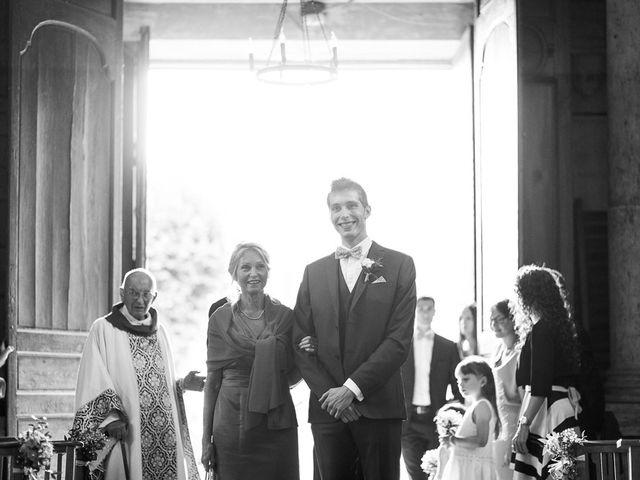 Le mariage de Maxime et Lorraine à Écouis, Eure 14