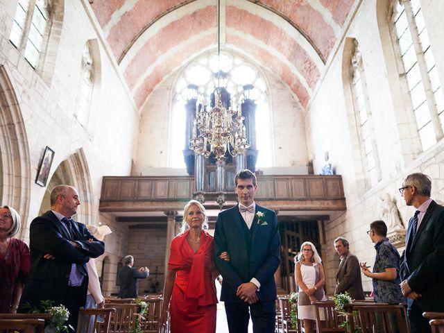 Le mariage de Maxime et Lorraine à Écouis, Eure 15