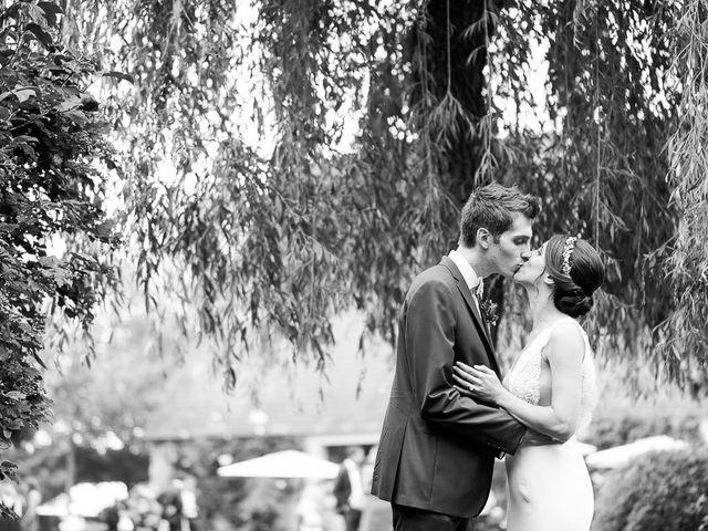 Le mariage de Maxime et Lorraine à Écouis, Eure 35