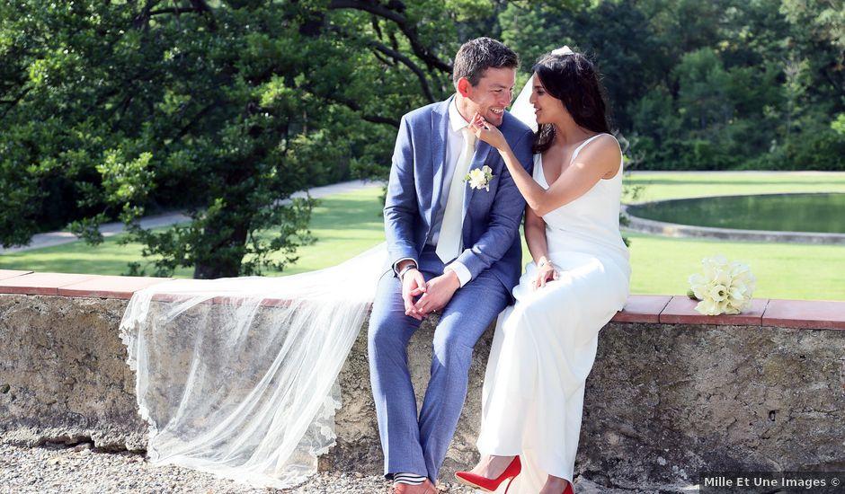 Le mariage de Eoin et Béatrice à Brignoles, Var