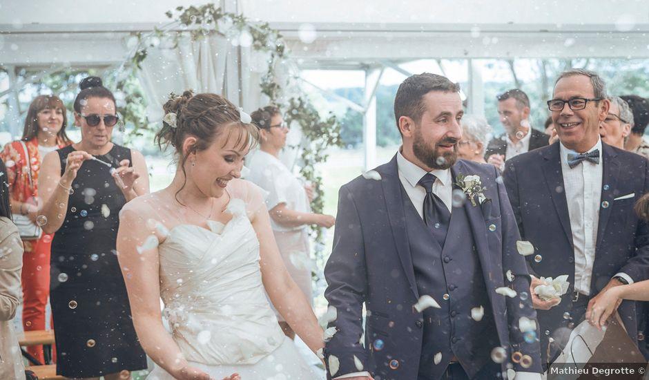 Le mariage de Julien et Noémie à Metz, Moselle