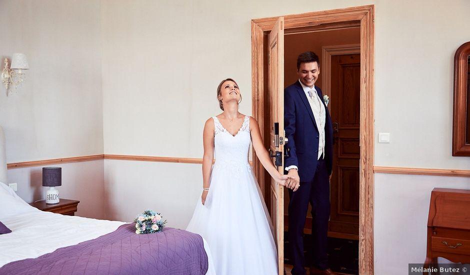 Le mariage de Maxime et Heloïse à Salles-sur-l'Hers, Aude