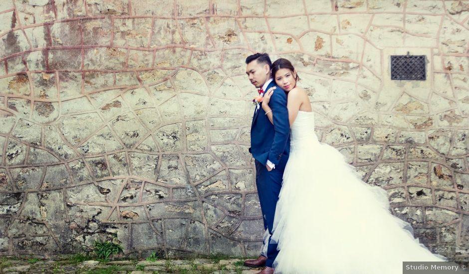 Le mariage de Ban et Manyee à Lognes, Seine-et-Marne