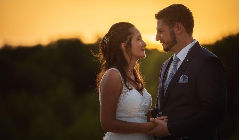 Le mariage de Arnaud et Morgane à Châteauneuf-lès-Martigues, Bouches-du-Rhône