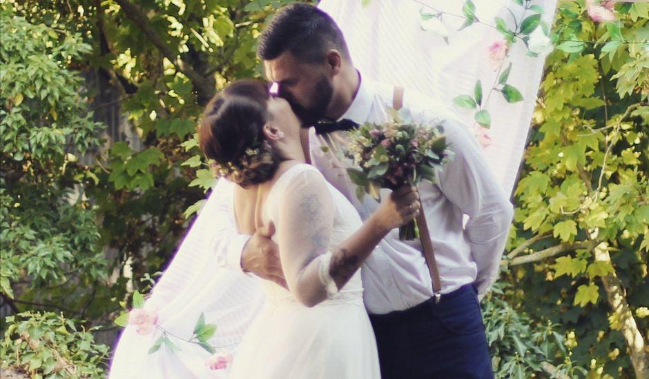 Le mariage de Julien et Pauline  à Échemines, Aube