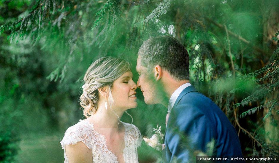 Le mariage de Aurélien et Emilie à Podensac, Gironde