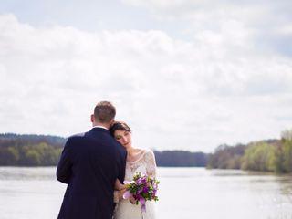 Le mariage de Virginie et Luca