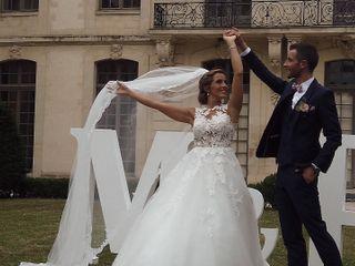 Le mariage de Mélanie et Pierre 3