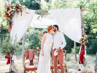 Le mariage de Charline et Antonin