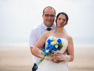 Le mariage de Laetitia et David