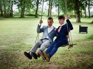 Le mariage de Robert et Vianney