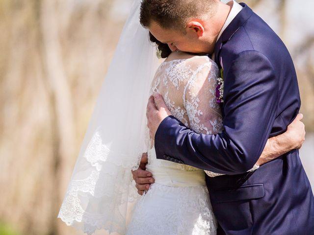 Le mariage de Luca et Virginie à Sancerre, Cher 6
