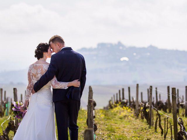 Le mariage de Luca et Virginie à Sancerre, Cher 7