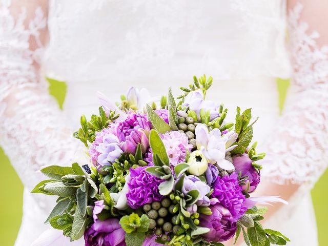 Le mariage de Luca et Virginie à Sancerre, Cher 9