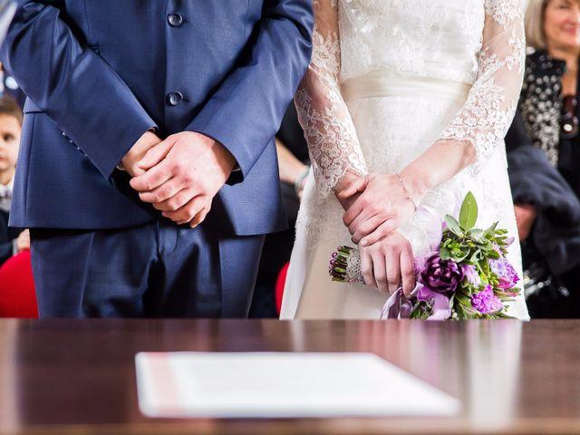 Le mariage de Luca et Virginie à Sancerre, Cher 11