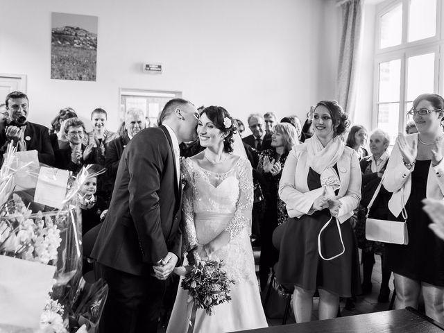 Le mariage de Luca et Virginie à Sancerre, Cher 12