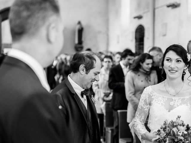 Le mariage de Luca et Virginie à Sancerre, Cher 14