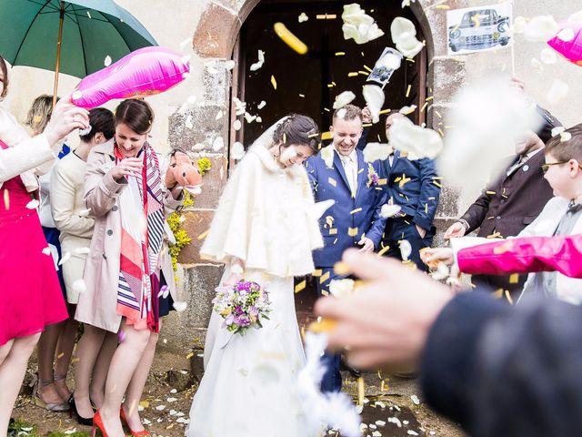 Le mariage de Luca et Virginie à Sancerre, Cher 17