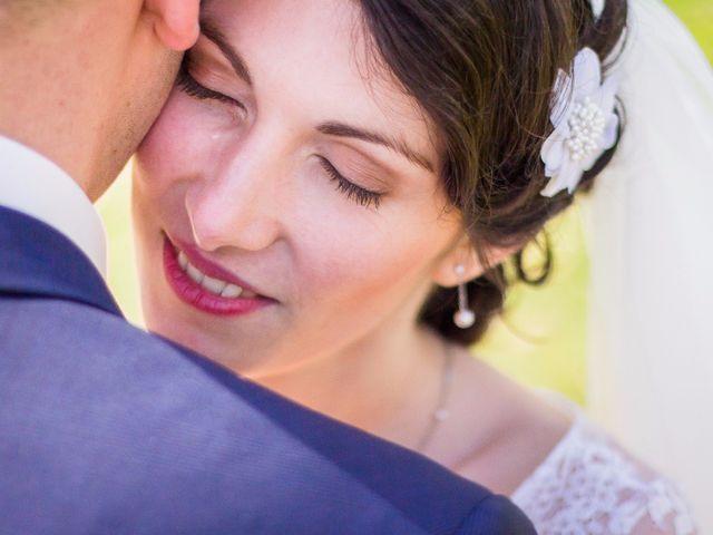 Le mariage de Luca et Virginie à Sancerre, Cher 18