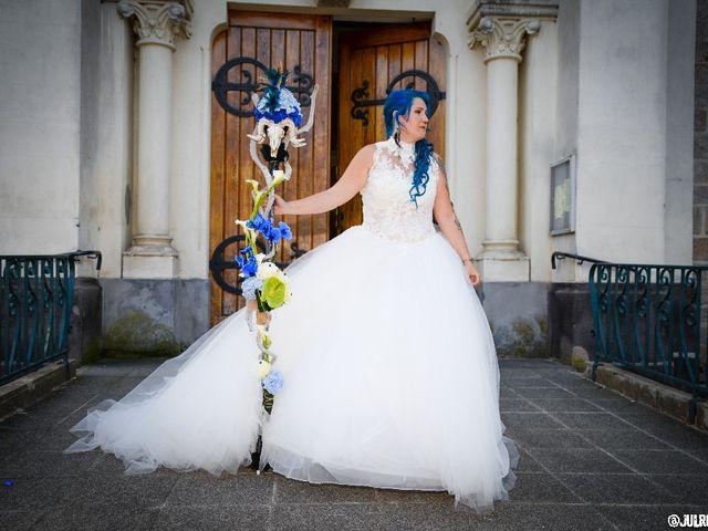 Le mariage de Richard et Julie à Boën, Loire 1