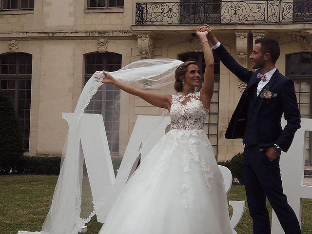 Le mariage de Pierre et Mélanie à Ermenonville, Oise 3