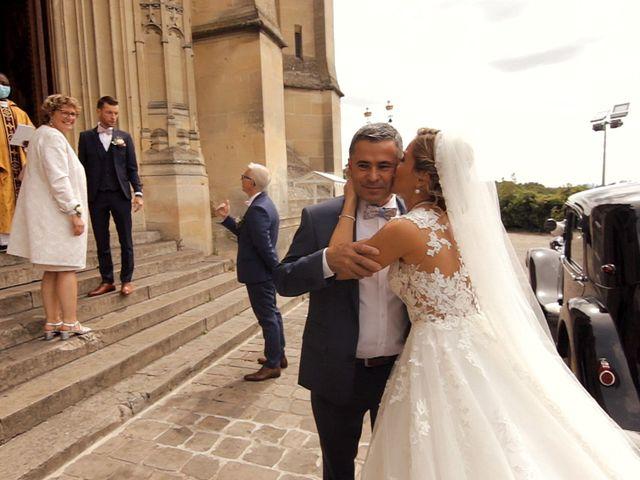 Le mariage de Pierre et Mélanie à Ermenonville, Oise 19