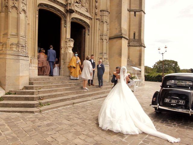 Le mariage de Pierre et Mélanie à Ermenonville, Oise 20